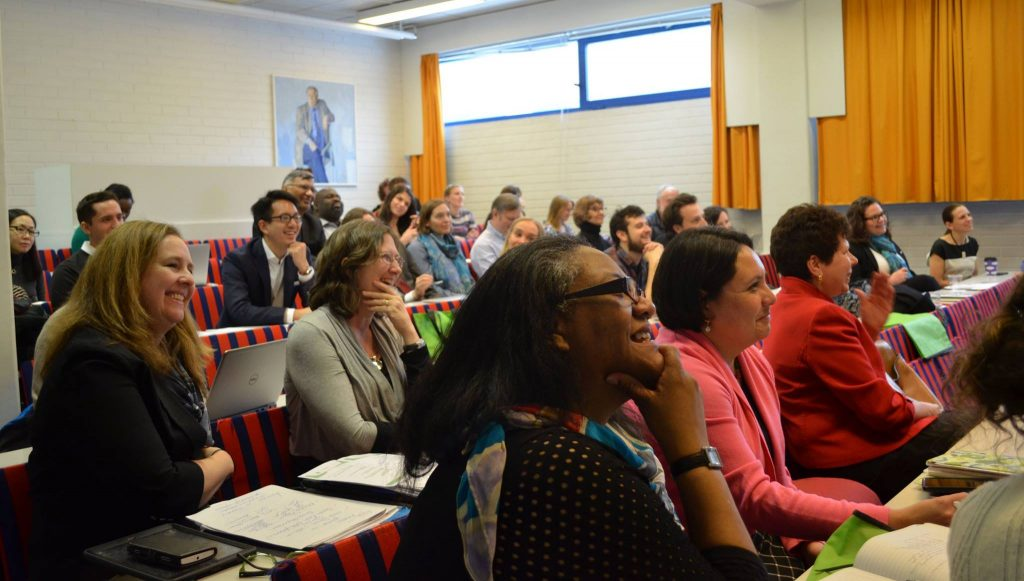 Fulbright seminar (upon arriving in Finland)