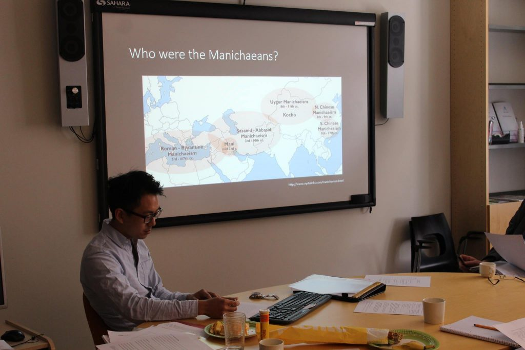 Master's Thesis Presentation about Manichaens