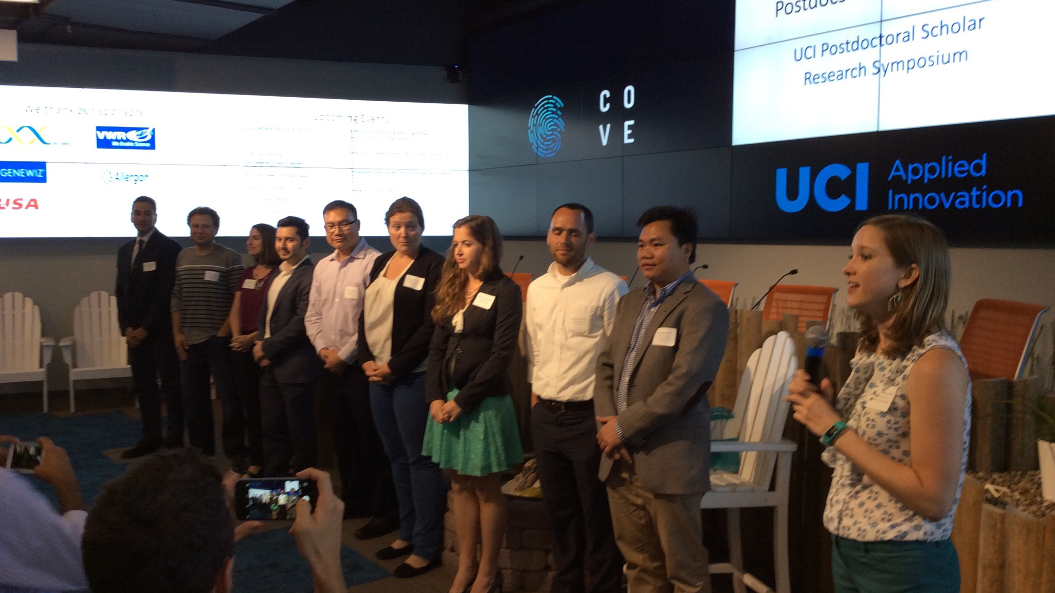 2017 UCI Postdoctoral Scholar Research Symposium