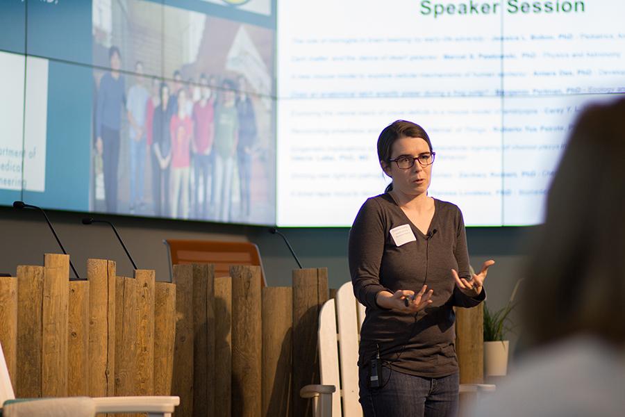 Speaker: Theresa Loveless