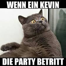 Wenn ein Kevin die Party betritt