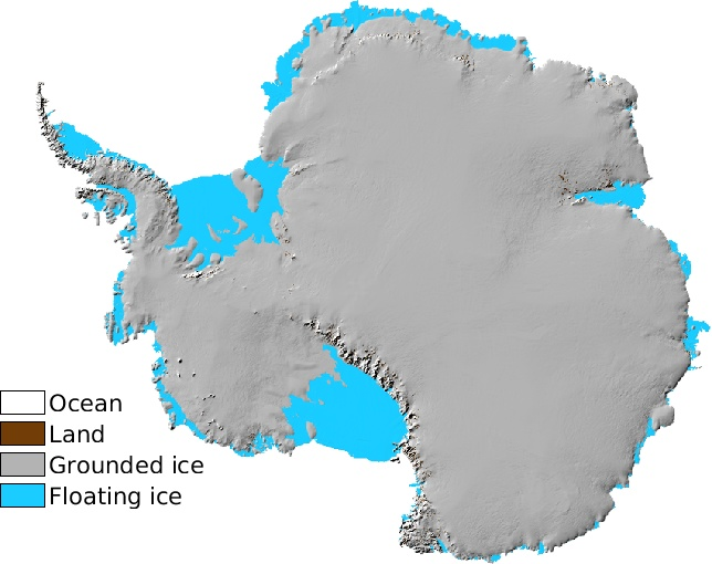 BedMachine Antarctica | Ice Sheet Modeling Group