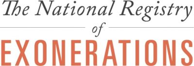 SAVE THE DATE for the National Registry of Exonerations Anniversary Update Event – 6/5/18