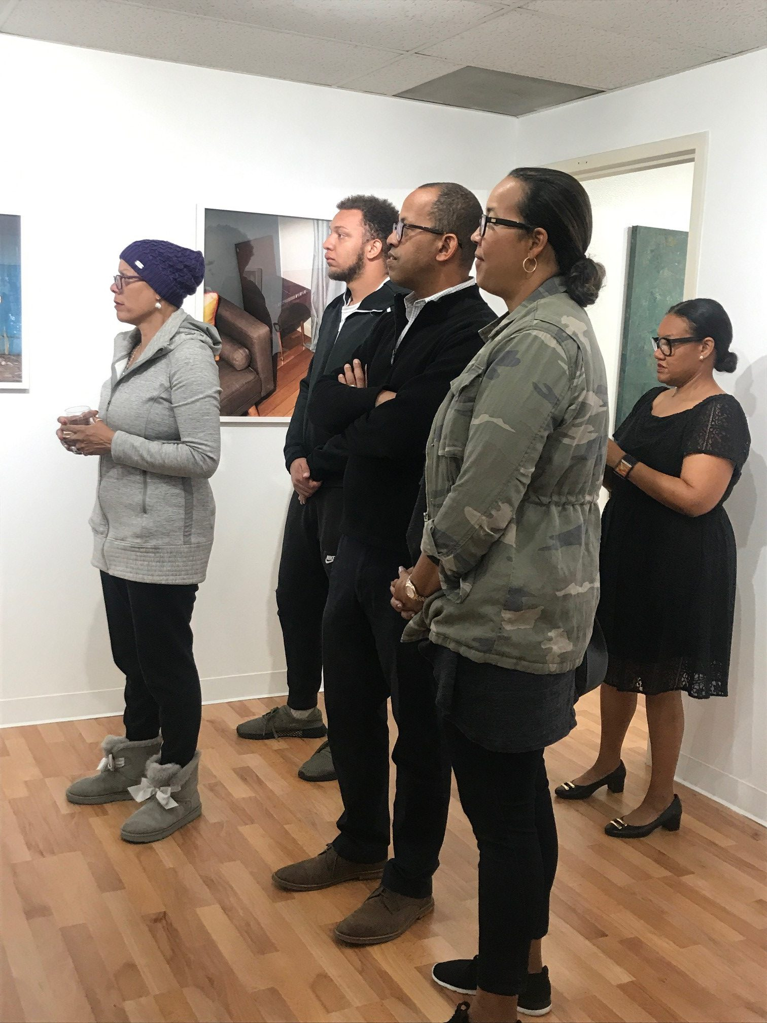 BFSA Gallery Tour May 2019