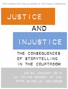Justice Flyer