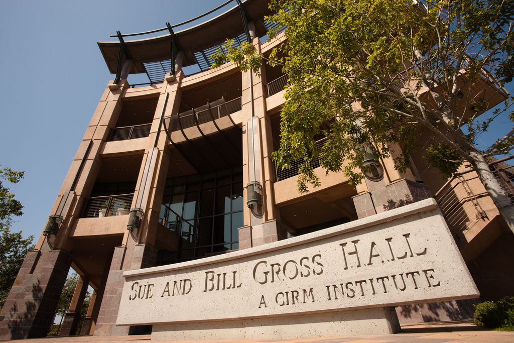 Sue and Bill Gross Hall