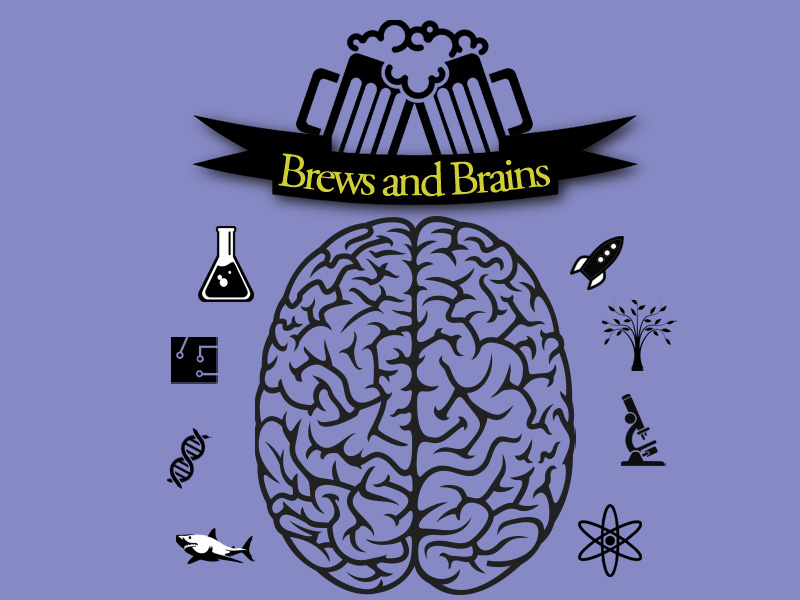 Join fellow UCI Grad Students & Postdocs at Brews and Brains!