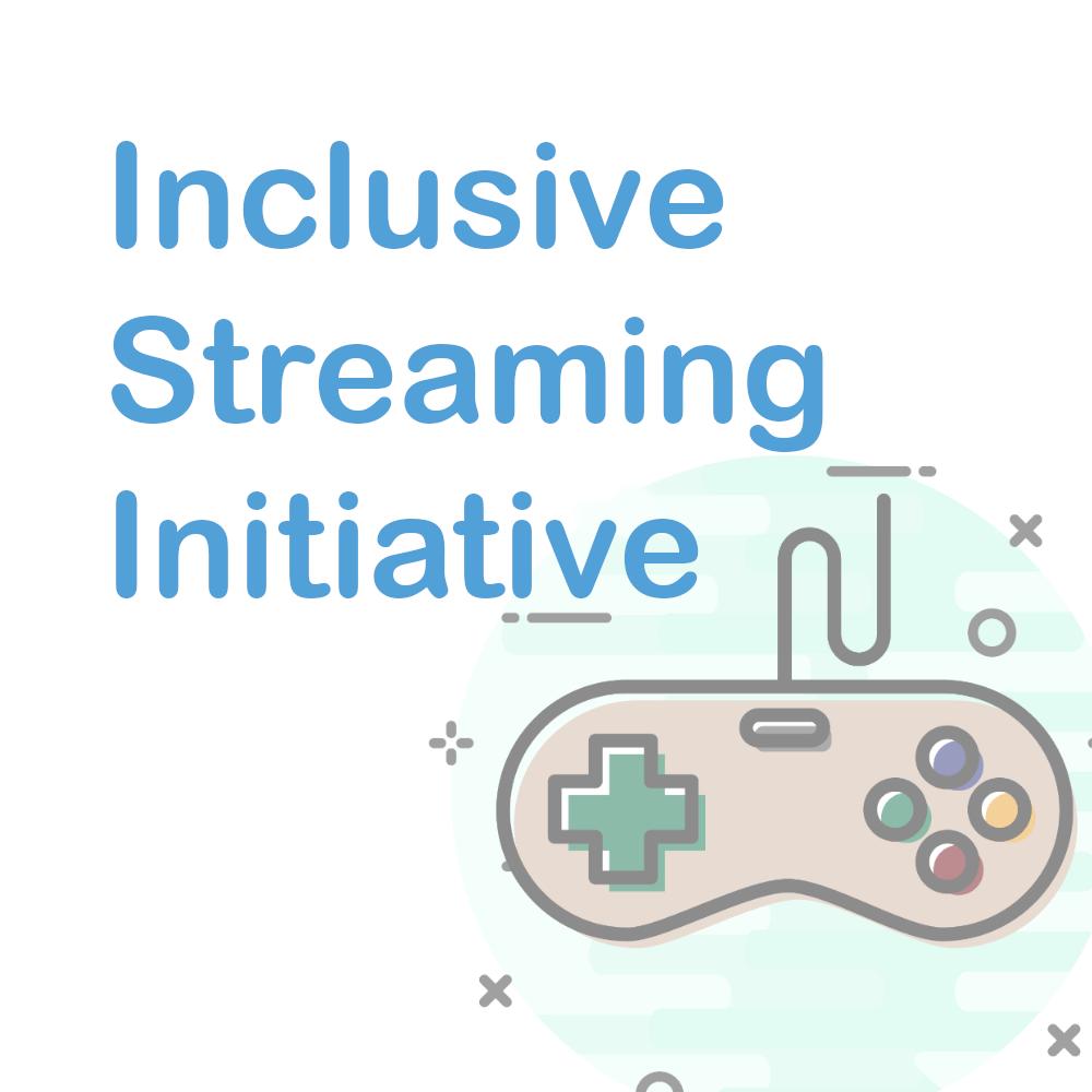 Inclusive Streaming Iniative Logo