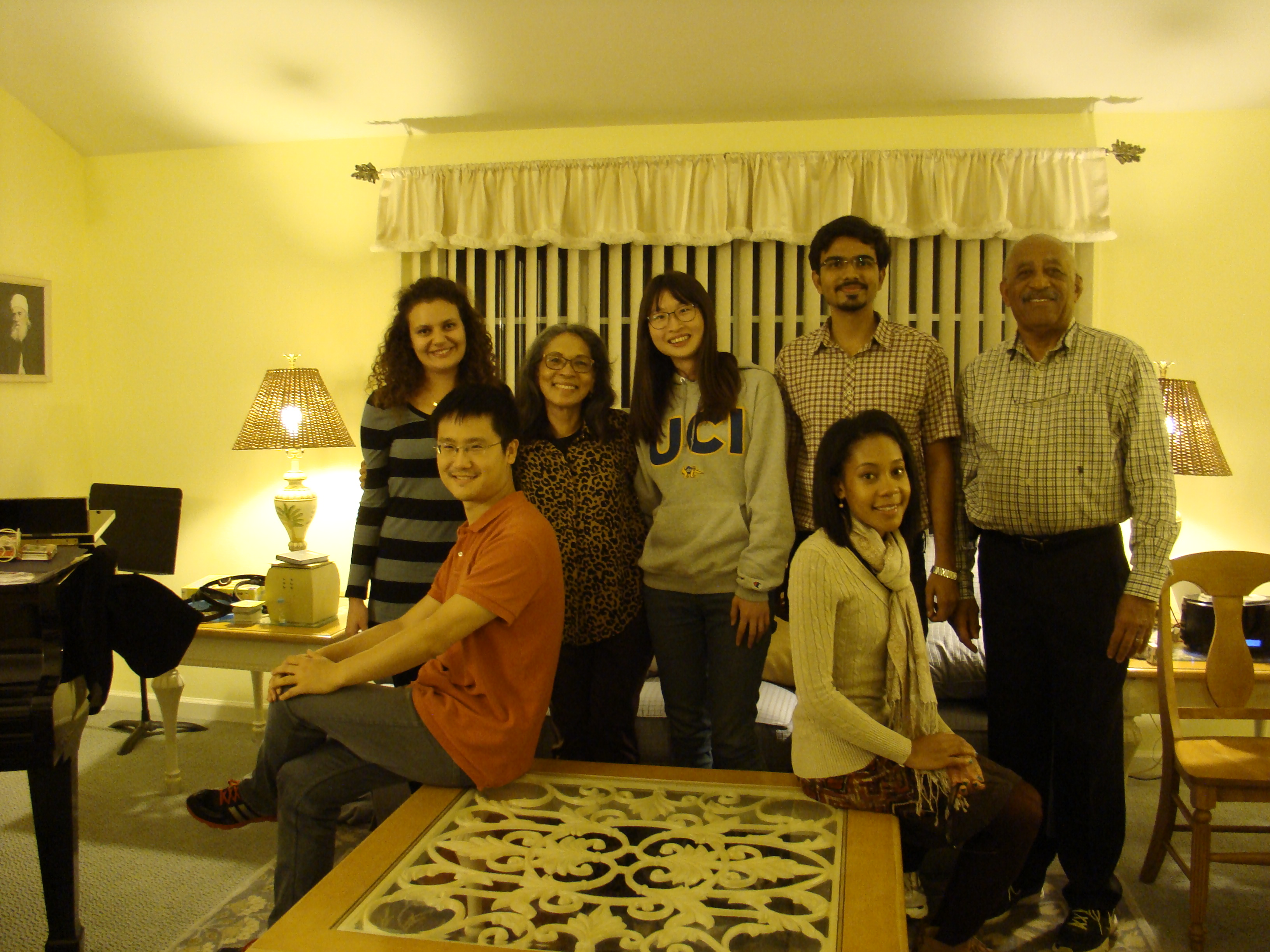 International Students & Hosts 2015-11-19(1)