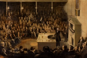 Faraday Lecturing