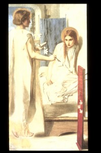 Rossetti-Annunciation