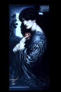 Rossetti-Persephone