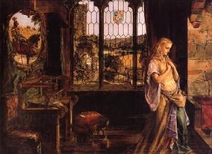 egley_william_maw_the_lady_of_shalott_1858