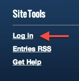Site Tools Widget
