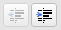 Indent/Outdent icon