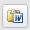 Paste MS Word icon
