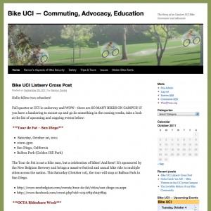 Bike UCI Blog