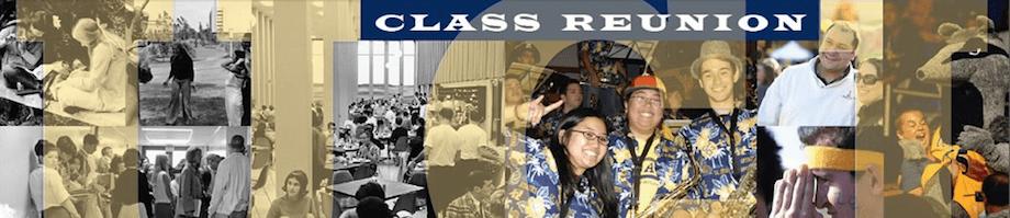 UC Irvine Class Reunions
