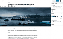 New WordPress Editor