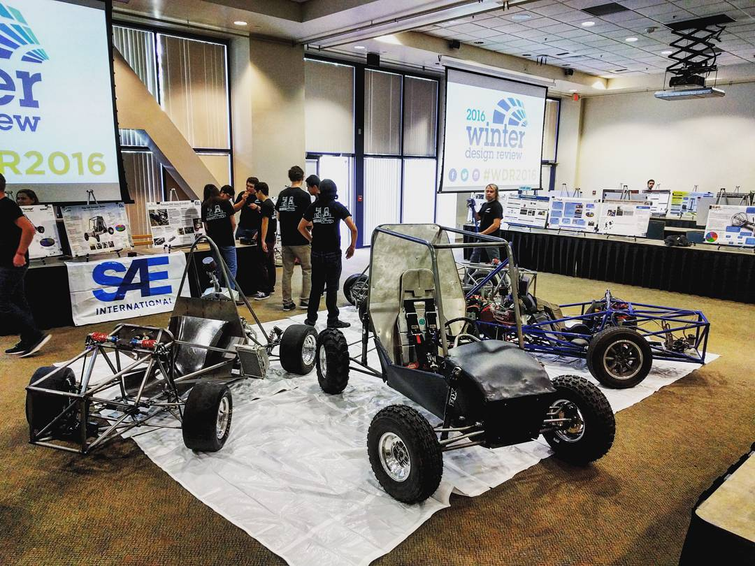 2016 FSAE Design Review