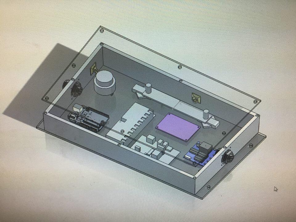 LV Box CAD