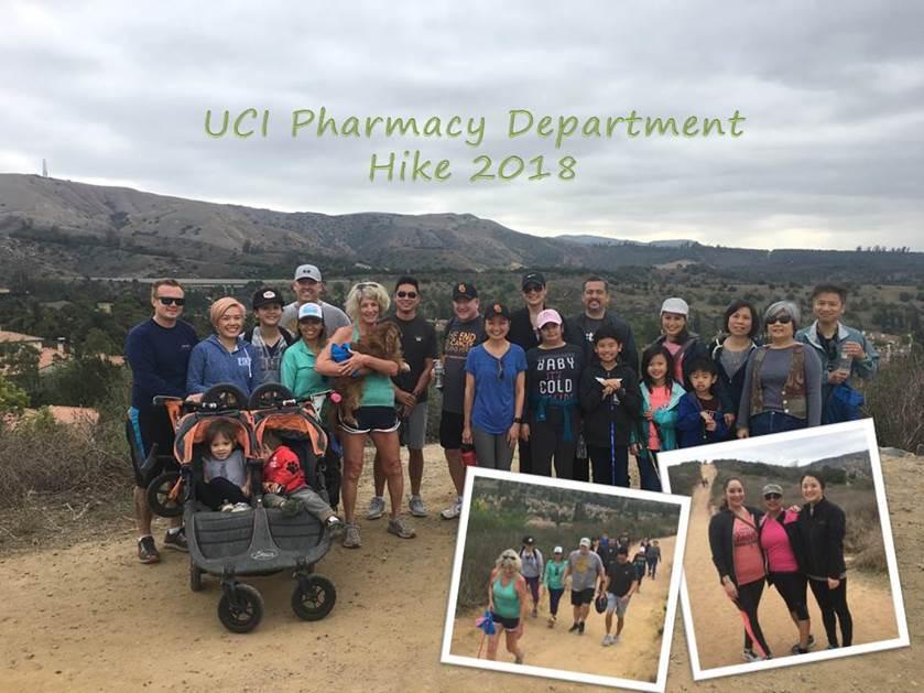 UCI Pharmacy 2018 Hike
