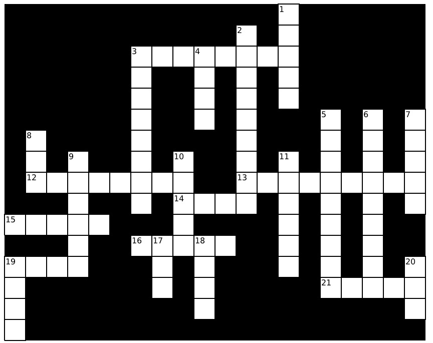 Crossword Symbol Of Purity | Images Guru