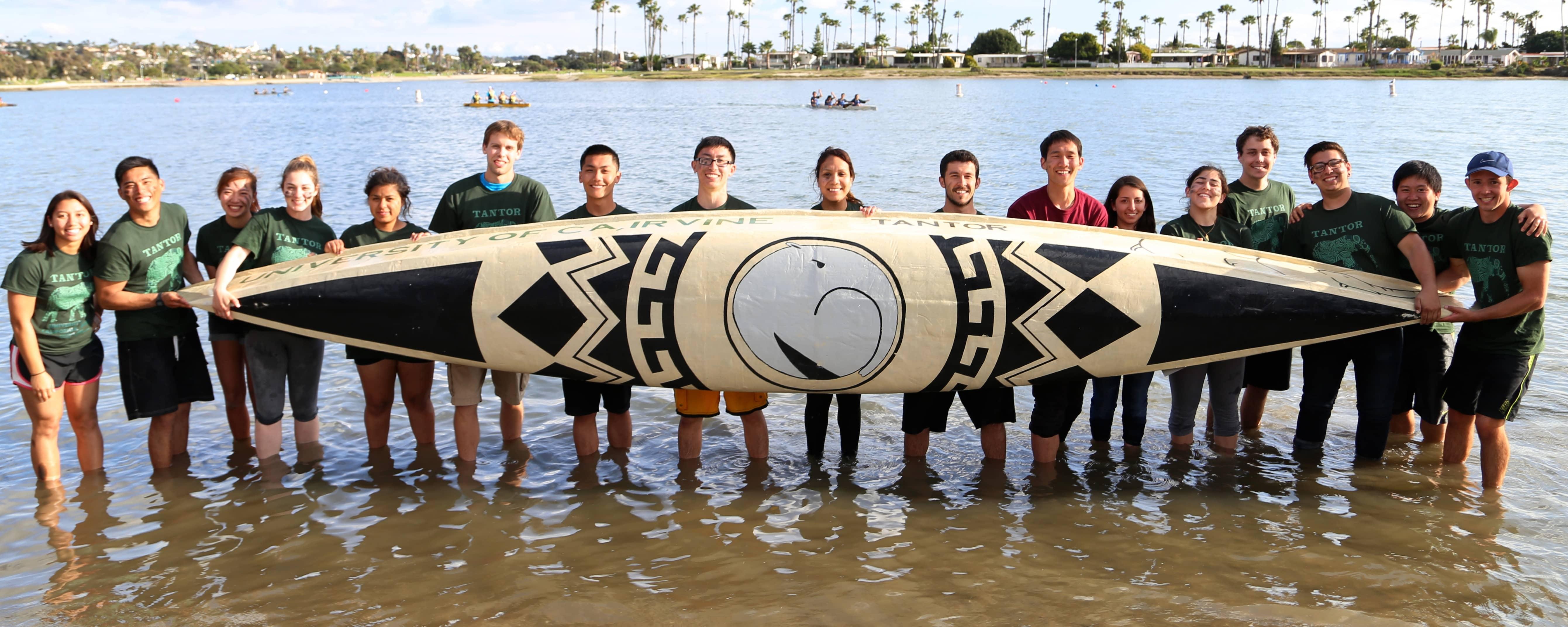 Concrete Canoe Asce Uci