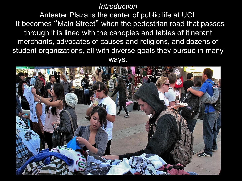 Anteater Plaza