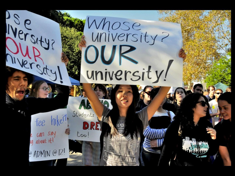 Whose University? Our University?