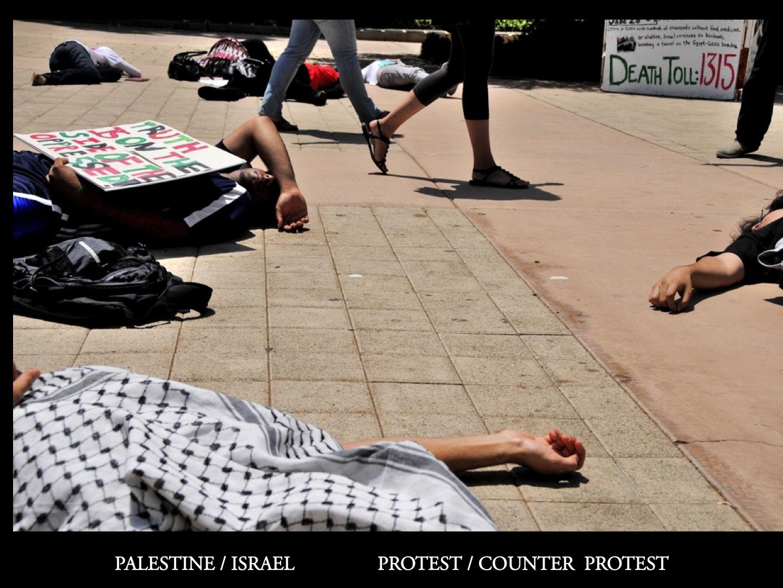 Palestine/Israel Protest