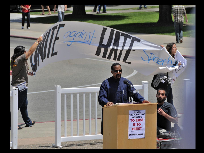 Unite against hate speech