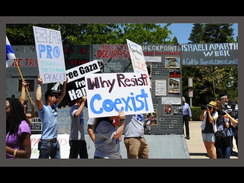 Why Resist? Coexist
