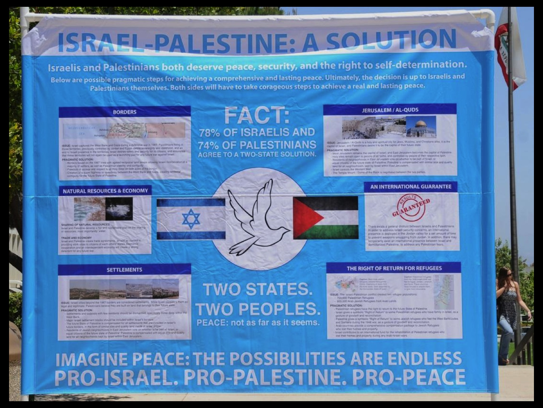 Israel-Palestine: A solution
