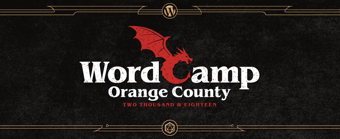 WordCamp OC 2018