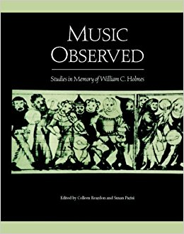 Music Observed: Studies in Memory of William C. Holmes (2004)
