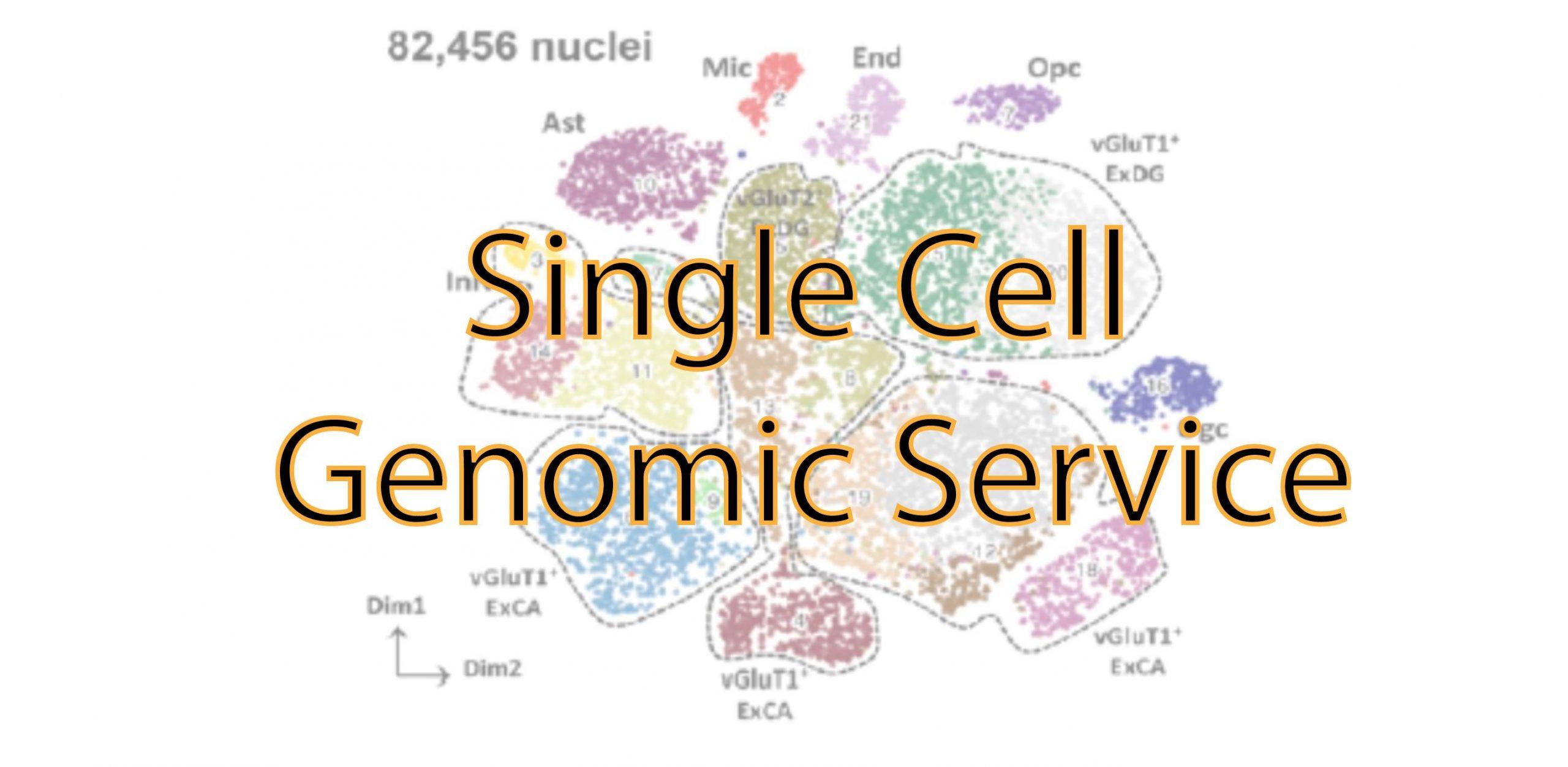single-cell-genomics-service