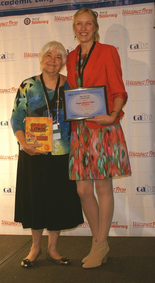 Alma Flor Ada Teachership Award