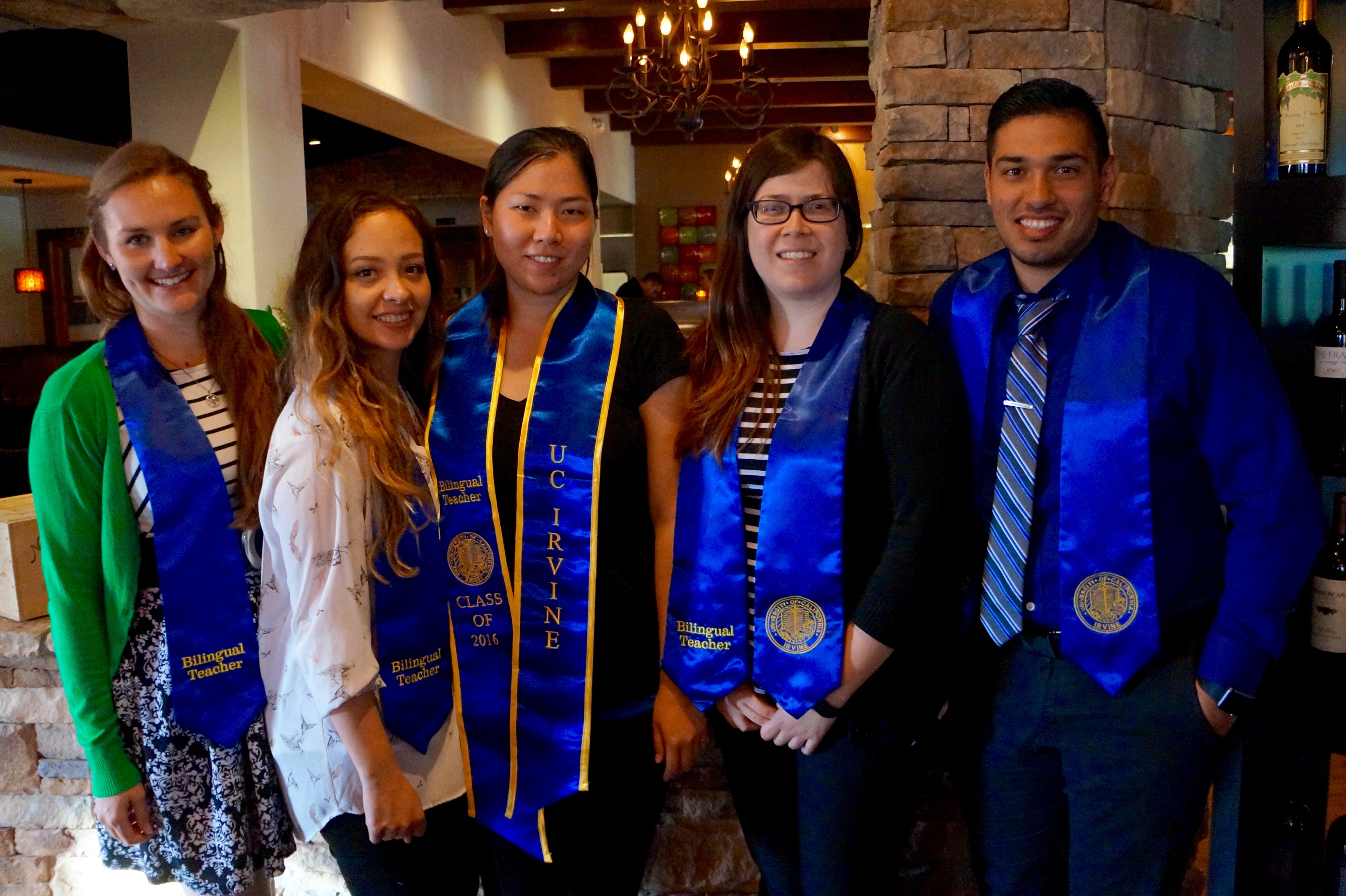 Bilingual Credential Graduates