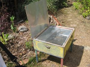 Solar Cooker Mark