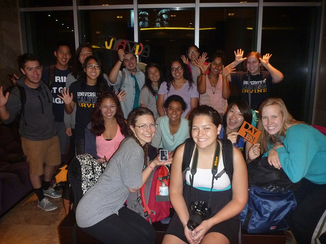 The last group photo taken while abroad in Panama!