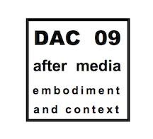 DAC 09 logo