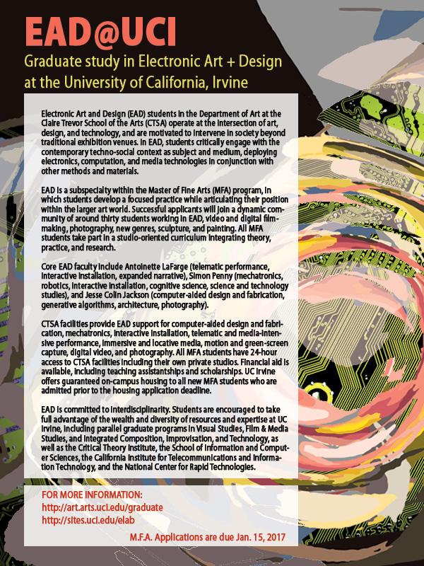 University Of California Irvine Mfa Creative Writing