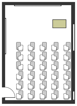 DBH 1425 - Layout