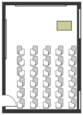 DBH 1431 - Layout