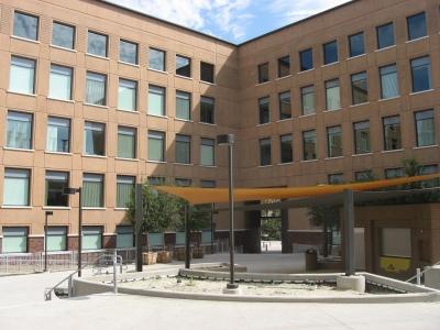 Engineering Hall - Exterior