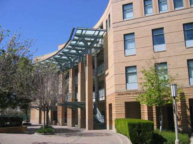 Humanities Instructional Building - Exterior