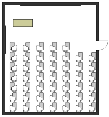 HICF 100M - Layout