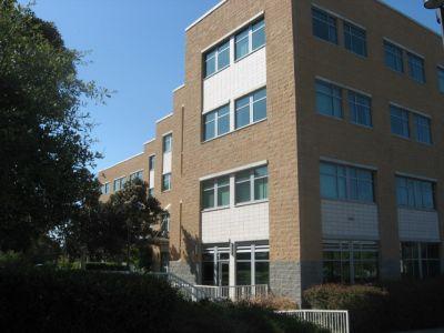 Multipurpose Academic & Administrative Building - Exterior