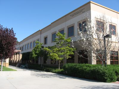 Multipurpose Science & Technology Building - Exterior